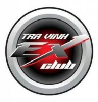 club Exciter 161 team trà vinh