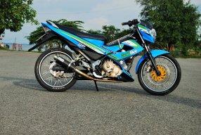 satria f150