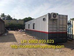 Bán Nhà Container