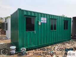 Container giá rẻ - 0862999623
